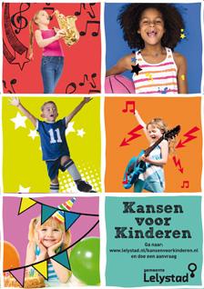 foto flyer kansen voor kinderen