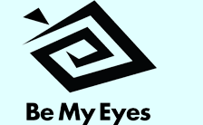logo be my eyes