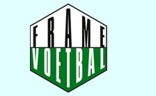 logo frame voetbal
