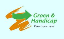 logo groen en handicap