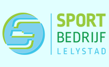 logo sportbedrijf flevoland